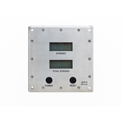 Also Available One Pump Stroke Counter Systems