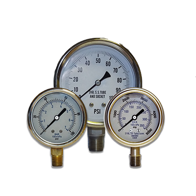 Industrial Process Gauges
