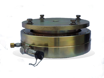 crown hydraulic compression load cell for drilling rig