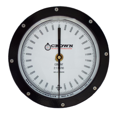 Crown Weight Indicator Systems