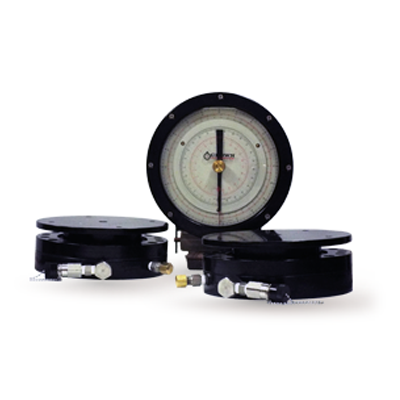 Hydraulic Compression Load Cell with Weight Indicator