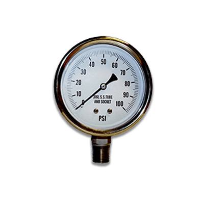 PC Series All Stainless Steel Process Gauge